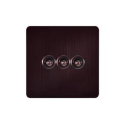 antique bronze toggle light switch