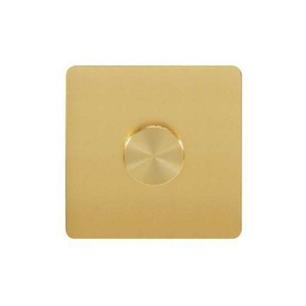 gold dimmer light switch