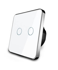 Glass-Smart-White-Touch-Switch