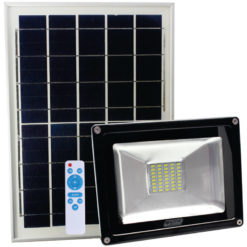 20W Solar Power LED Floodlight